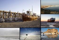 وعدههای دولتی برای دریاچه ارومیه آب نشد/ کشتی تدبیر هم به گل نشست