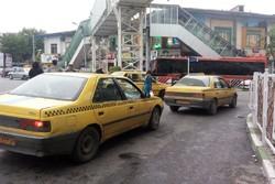 افزایش نظارت تاکسیرانی شهر رباط کریم با هدف کاهش تخلفات تاکسی ها