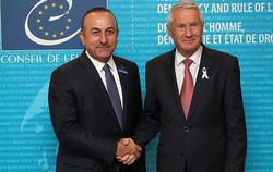 تركيا تدعو الدول الأوروبية الى الابتعاد عن ازدواجية المعايير