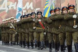 روسی فوج کی یوم فتح کی پریڈ کے لئے تیاری مکمل