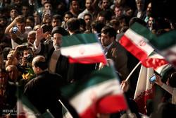 ستاد «من انقلابی ام»  حامیان حجت الاسلام رئیسی