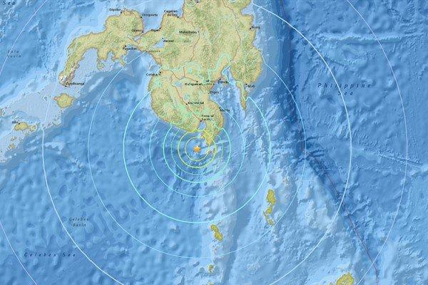 زلزله ای با قدرت ۶.۸ ریشتر فیلیپین را لرزاند/ خطر وقوع سونامی