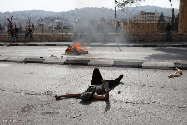 استشهاد فتى فلسطيني متأثراً بإصابته برصاص الاحتلال عند حاجز زعترة جنوب نابلس