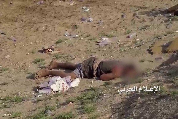 قصف صاروخي ومدفعي يطال تجمعات المرتزقة في نهم وتعز