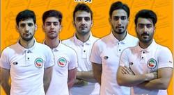 مردانی به نشان برنز دست یافت/ پایان کار ایران با ۵ مدال رنگارنگ