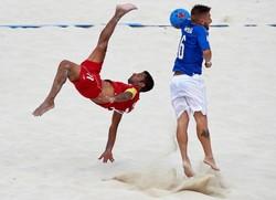 İran Plaj Futbolu Milli Takımı dünya üçüncüsü oldu