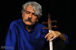 کیهان کلهر تماشاگر تئاتر شد/ ابراز خوشحالی از حضور در سالن نمایش