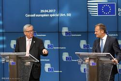 نشست رهبران اتحادیه اروپا در مورد برگزیت