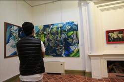 نمایشگاه نقاشی آثار ناصر عزیزی