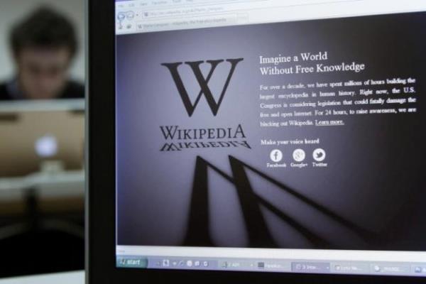 Wikipedia kurucusundan erişim yasağı açıklaması
