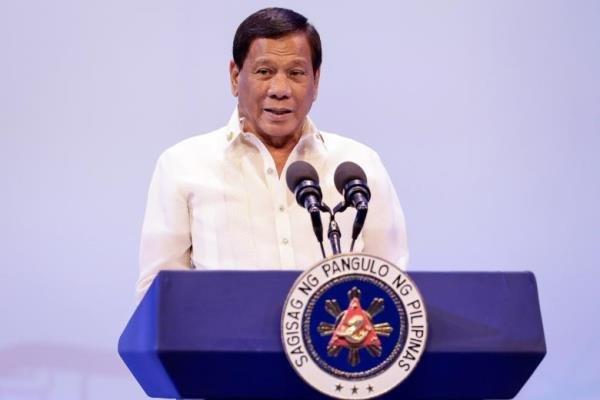 فلپائن کے صدر نے ٹرمپ کو ملک کی معاشی مشکلات کا ذمہ دار قرار دے دیا