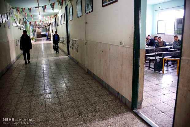 ۶۰ درصد مدارس بخش مرکزی شهر تهران فرسوده هستند