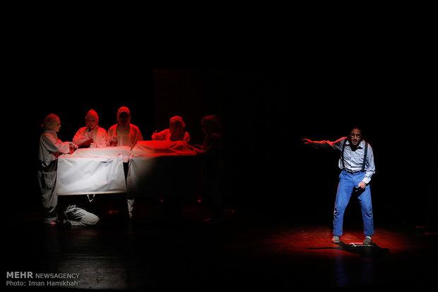 نمایش تئاتر اعترافاتی درباره زنان