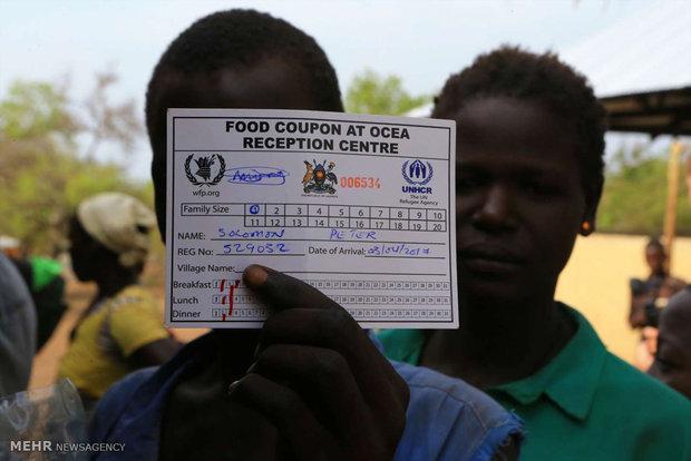 فرار از جنگ داخلی در سودان جنوبی