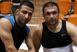 اعلام آمادگی کمیل قاسمی و حسن رحیمی برای حضور در المپیک