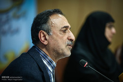 نشست خبری فخرالدین احمدی دانش آشتیانی وزیر آموزش و پرورش