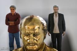 افتتاح نمایشگاه چاپگرهای سه بعدی ایرانی