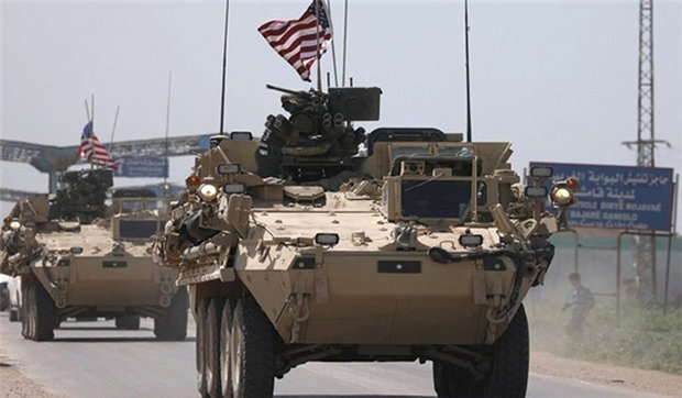 Damascus protests as Turkey-US military start 'Safe Zone' patrols in Syria