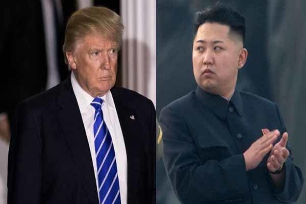 امریکی صدر کا مناسب حالات میں شمالی کوریا کےصدر سے ملاقات کا اعلان