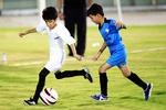 فوتبال موجب تقویت رشد استخوان پسران می شود