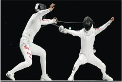 Sabre fencers land 4th in Algiers World Cup