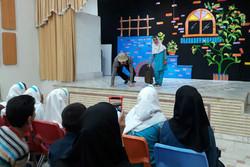 نمایش پانتومیم «خنده کودکان فراگیر» در خرمآباد