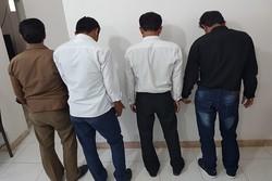 دستگیری ۴ شکارچی غیر مجاز در شهرستان طارم/کشف ۳ قبضه اسلحه قاچاق
