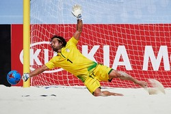 BSWW announces Peyman Hosseini as Beach Soccer Ambassador 2018
