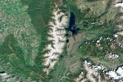 تصاویر هوایی از پارک های ملی آمریکا