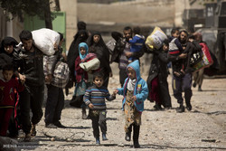 حظر ارتداء النقاب في المناطق المحررة من الموصل