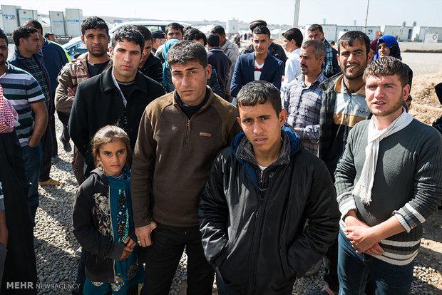 دادگاه های سیار در عراق