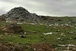 محل دفن زباله در سرعین مطلوب نیست