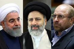 ثلاث مرشحين  يعرضون برامجهم الانتخابية اليوم عبر الإذاعة والتلفزيون الايراني