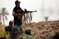 تسلط حشد شعبی بر مناطق جدید/توصیه فوری به غیرنظامیان در غرب موصل