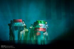 بیش  از ۸۰ هزار نفر از نمایش فصل شیدایی در زنجان استقبال کردند