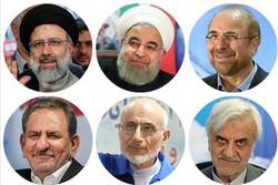 اعلان برنامج المناظرة الثانية والثالثة  بين المرشحين الرئاسيين الستة