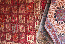 Nomadic carpets, textile in limelight at Tehran exhibit