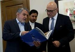 Iranian, Serbian culture ministers meet in Tehran