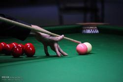 مسابقات اسنوکر و پتانک کشور در اراک پایان یافت