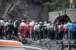 İran'da maden faciası