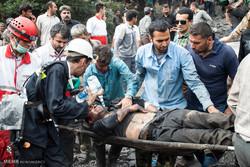 اسامی قربانیان حادثه معدن آزادشهر پس از شناسایی اعلام میشود