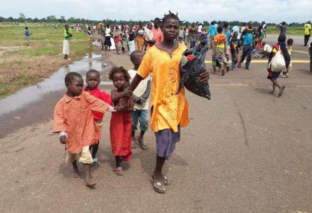 UN demands more help for central African republic
