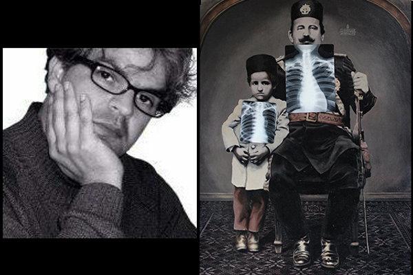 هویت دغدغه بیشتر اهالی فرهنگ است/ شخصیت های قاجار روی بوم نقاشی