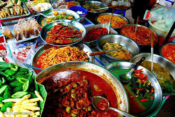 چقدر غذاهای خیابانی را میشناسید؟