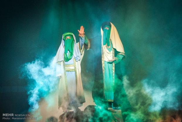 «فصل شيدايي» نشان از هنر و هنرمنداني در خدمت ارزش ها است
