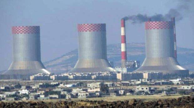 Nusra terrorists target al-Zara power plant in Hama