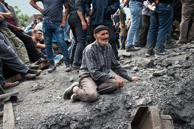 تمامی معدنچیان حبس شده جان باختند
