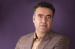 حسین رضایی عضو هیئت مدیره سازمان نظام مهندسی لرستان - کراپشده