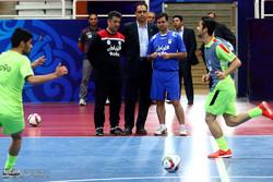 اردوی آماده سازی تیم فوتسال امید ایران