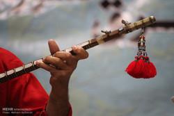 İran'da Halk Müziği Festivali